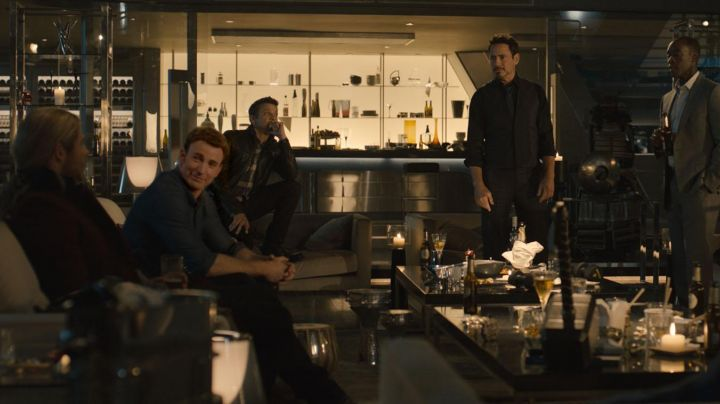 Fashion Trends 2021: The jacket in the cook of Clint Barton (Jeremy Renner) in the Avengers : age of Ultron