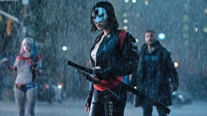 The jacket of Katana (Karen Fukuhara) in Suicide Squad - Movie Outfits and Products
