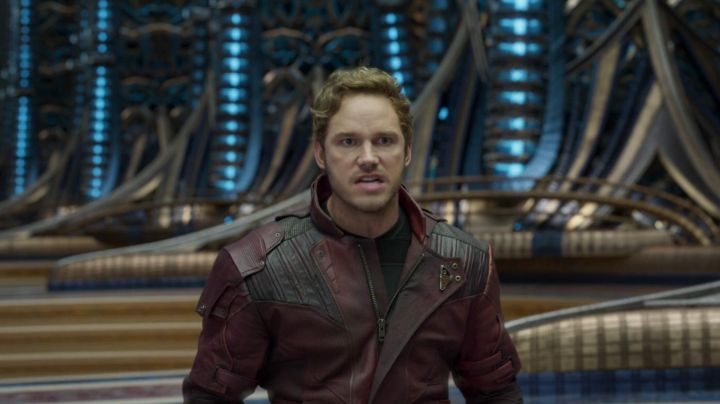 The jacket of Star Lord / Peter Quill (Chris Pratt) in Guardians of the galaxy Vol. 2 - Movie Outfits and Products