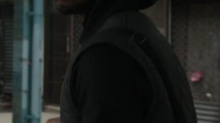 The jacket without handle of Adonis Johnson (Michael B. Jordan) in Creed - Movie Outfits and Products