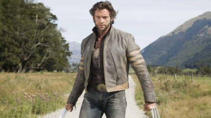 The jean Wolverine (Hugh Jackman) in X-Men Origins: Wolverine - Movie Outfits and Products