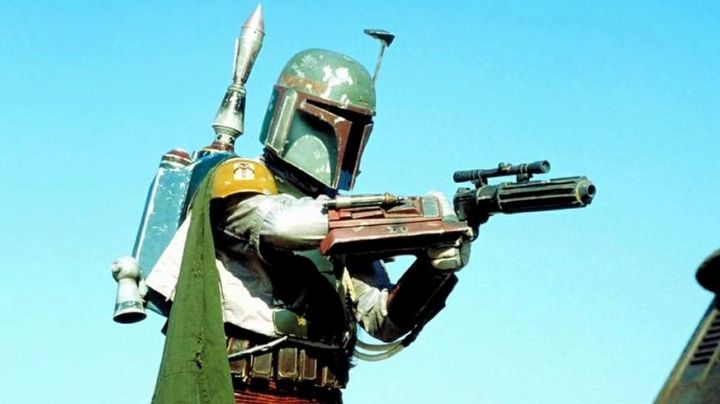 Fashion Trends 2021: The jetpack for Boba Fett in Star Wars V : The empire against attack