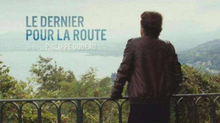 The lake of Bourget in the Savoie region in The last one for the road (François Cluzet) - Movie Outfits and Products