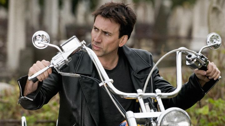 Fashion Trends 2021: The leather jacket by Nicolas Cage in Ghost Rider