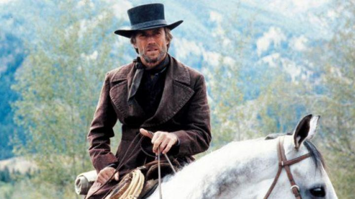The mantle of the pastor (Clint Eastwood) Pale Rider movie