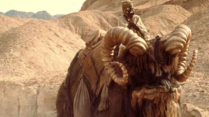 Fashion Trends 2021: The mask Tusken in Star wars
