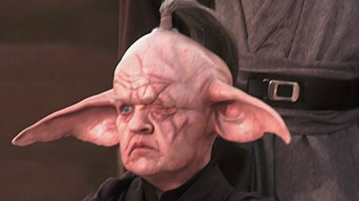 The mask of Even Piell from Star Wars I : The phantom menace - Movie Outfits and Products