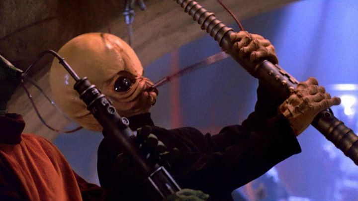 The mask of the musician Barquin Of the year in Star Wars VI : return of The Jedi - Movie Outfits and Products