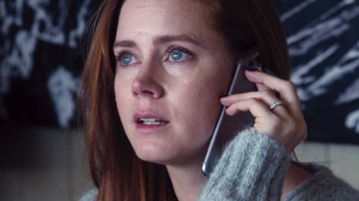 The mobile phone of Susan Morrow (Amy Adams) in Nocturnal Animals - Movie Outfits and Products