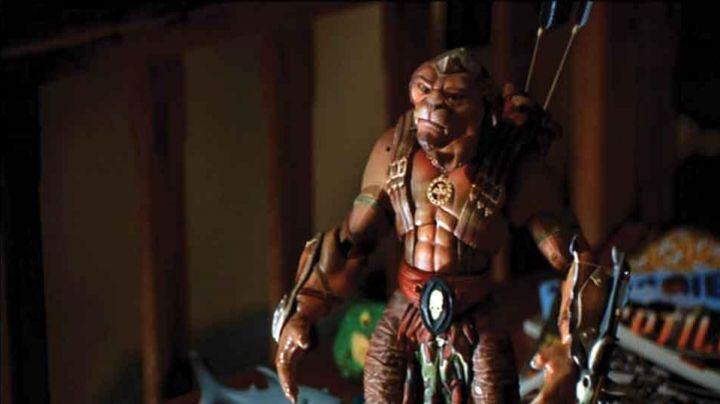 The model of Archer (toy) in Small Soldiers - Movie Outfits and Products