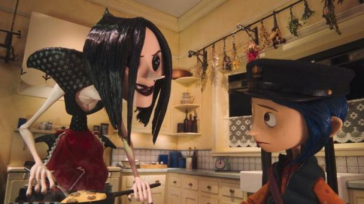 The model of Coraline in Coraline - Movie Outfits and Products