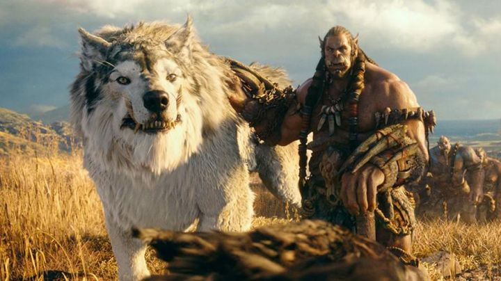The model of Durotan (Toby Kebbell) in Warcraft : The beginning - Movie Outfits and Products