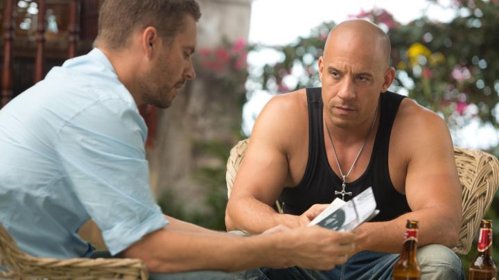 Fashion Trends 2021: The necklace + cross gothic Dominic Toretto in Fast and Furious 6