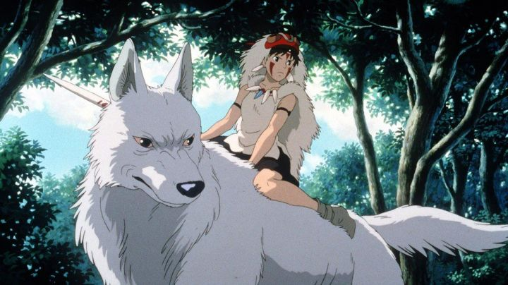 The necklace of Princess Mononoke in Princess Mononoke - Movie Outfits and Products