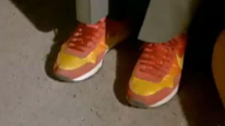 The nike in High Hopes - Movie Outfits and Products