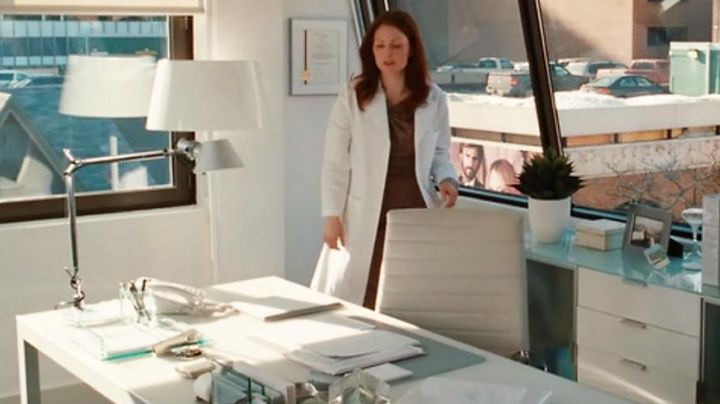 The office chair Catherine (Julianne Moore) in Chloe - Movie Outfits and Products