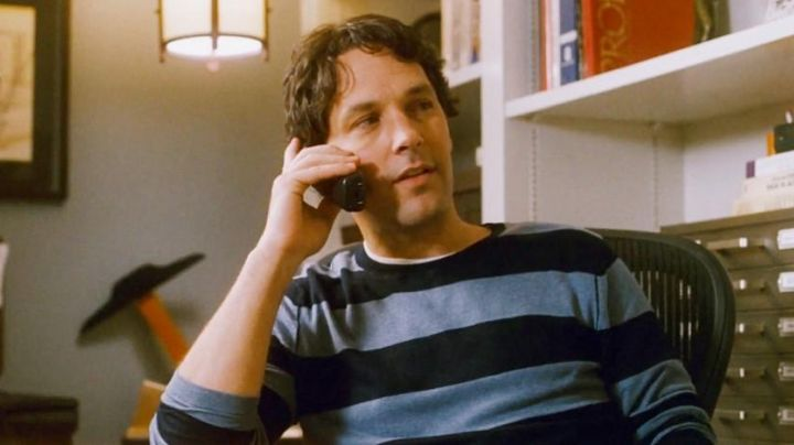 The office chair of Peter Klaven (Paul Rudd) in I love you, Man - Movie Outfits and Products