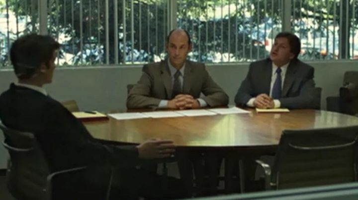 """The office chair view in """" The Social Network - Movie Outfits and Products"""