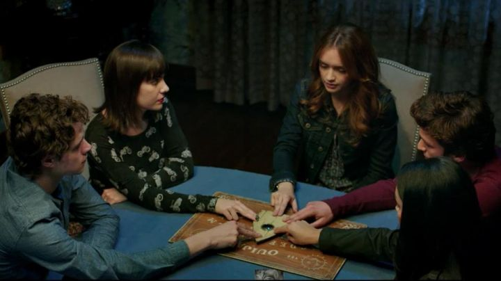 Fashion Trends 2021: The ouija board in the movie ouija