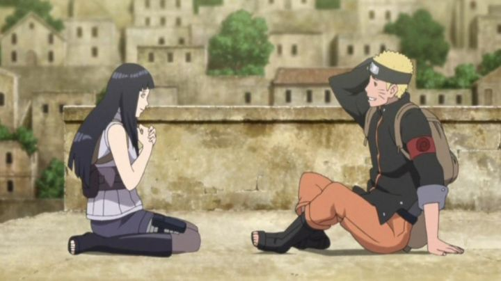 The outfit / cosplay of Hinata in Naruto The Last - Movie Outfits and Products