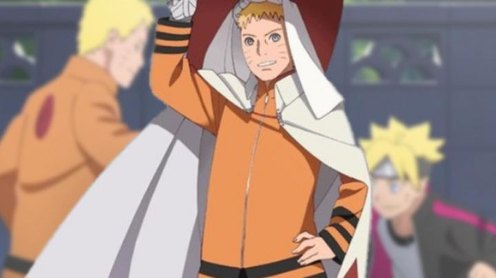 The outfit / cosplay of Naruto in Boruto : Naruto the movie - Movie Outfits and Products
