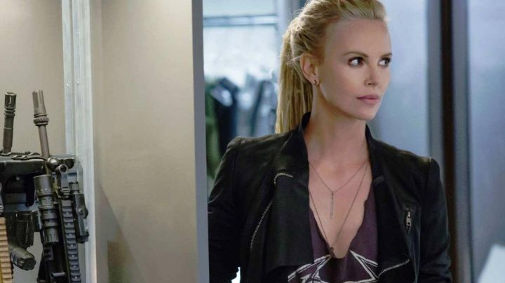 Fashion Trends 2021: The padded Cipher (Charlize Theron) in Fast and Furious 8