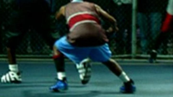 Fashion Trends 2021: The pair of Nike Air Foamposite Blue in He Got Game