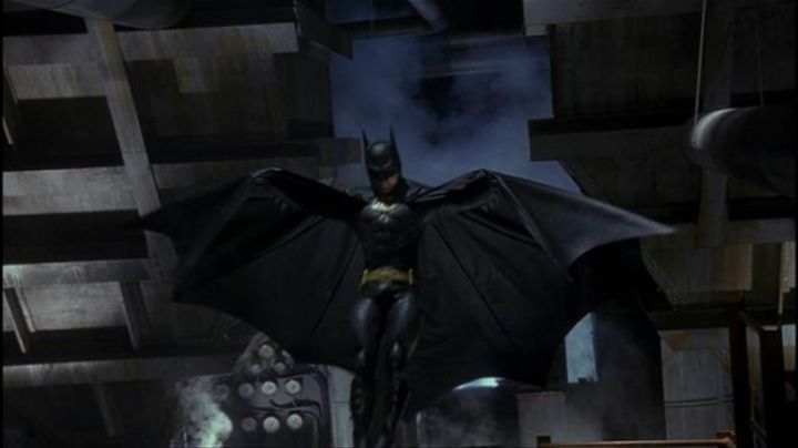 The pair of Nike Air Trainer III by Michael Keaton in Batman - Movie Outfits and Products