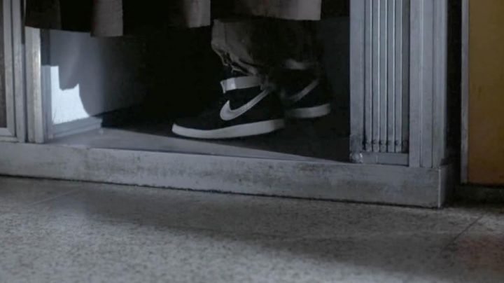 Fashion Trends 2021: The pair of Nike Vandal at the feet of Kyle Reese in Terminator