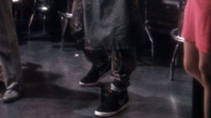 Fashion Trends 2021: The pair of Nike Vandal in Terminator