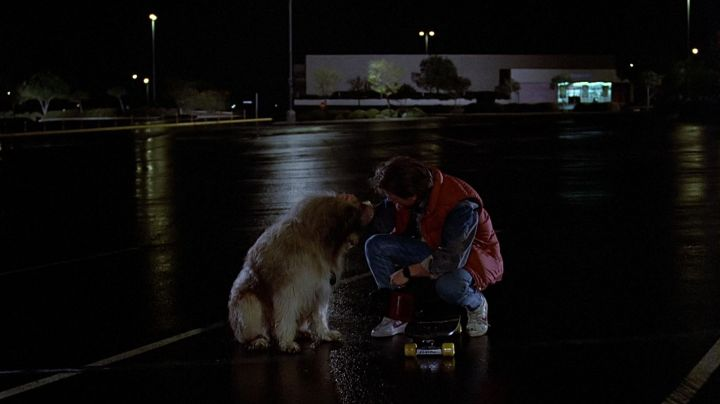 Fashion Trends 2021: The pair of Nike red and white worn by Marty McFly (Michael J. Fox) in back to the future