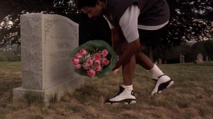 Fashion Trends 2021: The pair of Nike shoes of Jake Shuttlesworth (Denzel Washington) in He got Game
