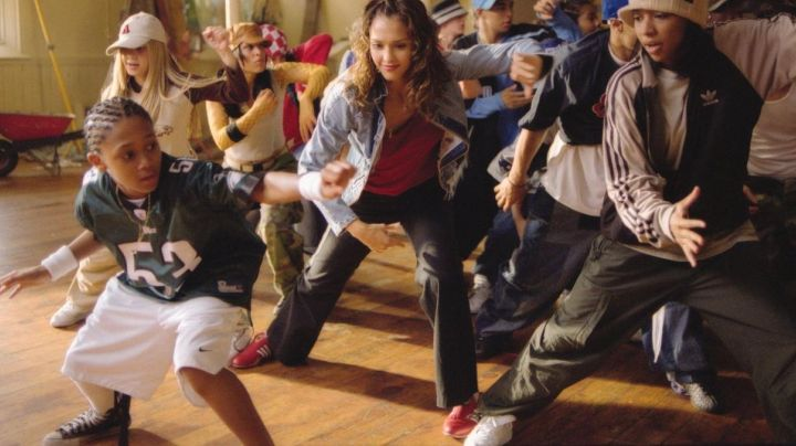 The pair of sneakers Converse worn by Benny (Romeo Miller) in the movie Honey - Movie Outfits and Products
