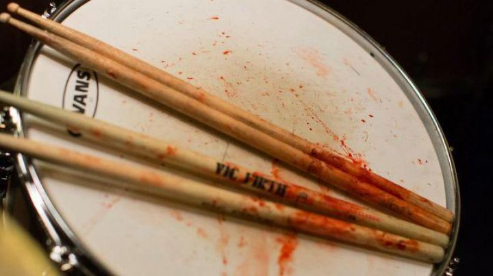 The pair of sticks Vic Firth Miles Teller in Whiplash - Movie Outfits and Products
