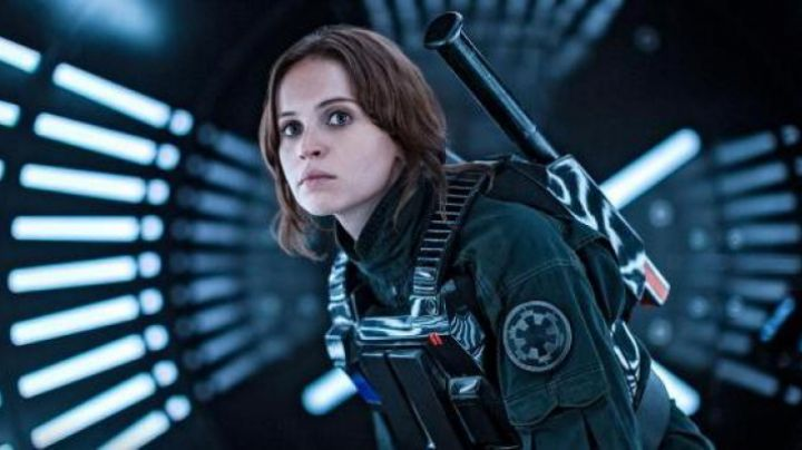 The patch Jyn Erso (Felicity Jones) in Rogue One - Movie Outfits and Products