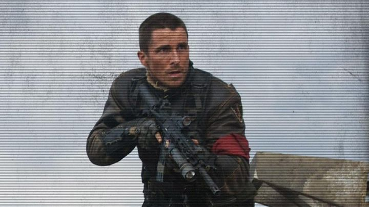 The patch of John Connor in Terminator salvation - Movie Outfits and Products