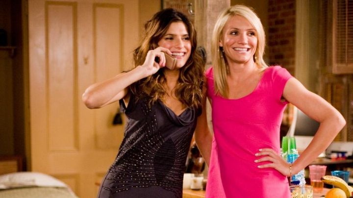 Fashion Trends 2021: The pink dress Cameron Diaz in Jackpot