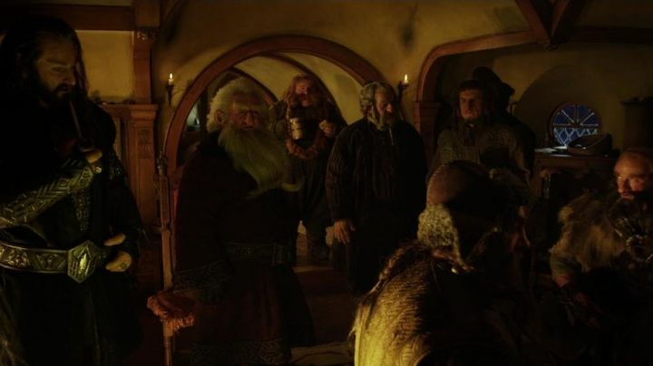 The pipe of Thorin Écu-de-Chêne (Richard Armitage) in The Hobbit : An unexpected journey - Movie Outfits and Products