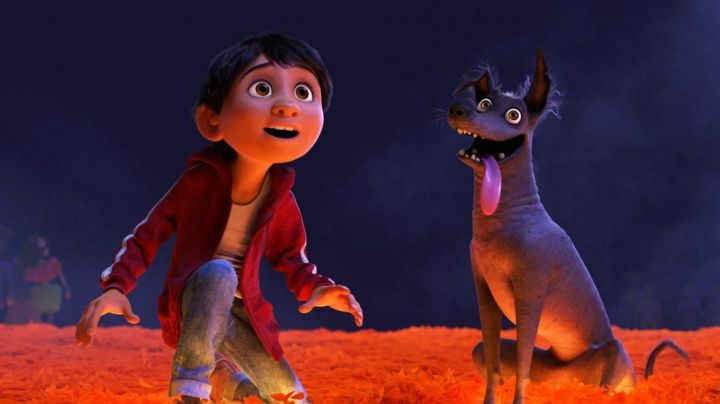 The  plush of Dante in Coco - Movie Outfits and Products