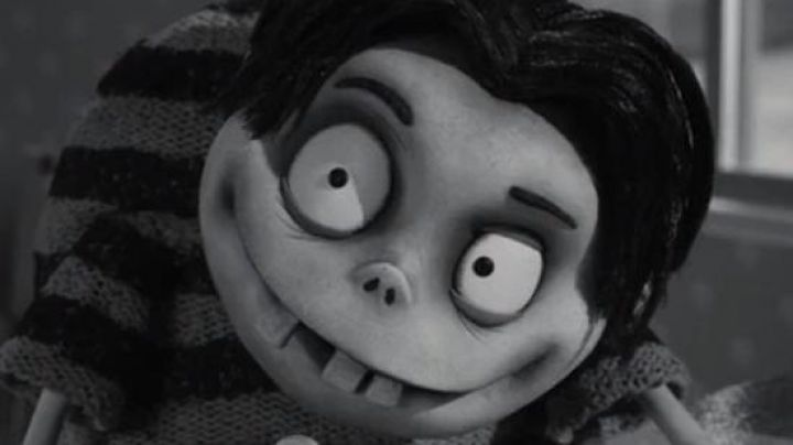 The  plush of Edgar in the animated film Frankenweenie - Movie Outfits and Products