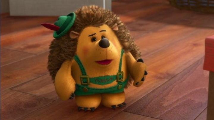 The  plush of Mr. Labrosse in Toy Story 3 - Movie Outfits and Products