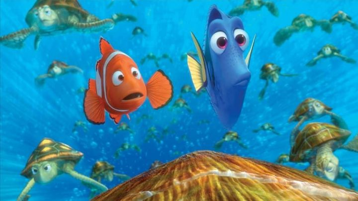 The  plush of Nemo in finding Nemo - Movie Outfits and Products