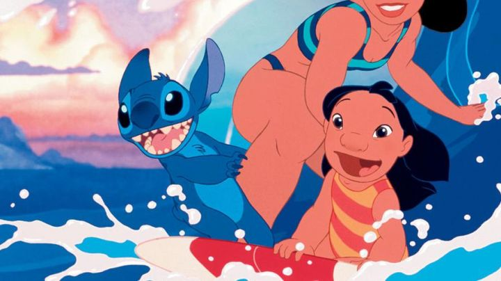 The  plush of Stitch in Lilo and Stitch - Movie Outfits and Products