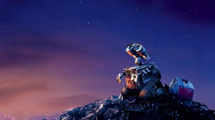 The  plush of Wall-E in Wall-E - Movie Outfits and Products