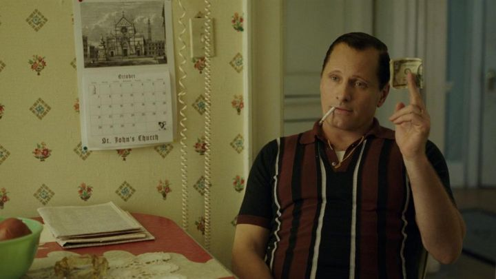The polo bowling of Tony Lip (Viggo Mortensen) in Green Book : On the roads of the south Movie