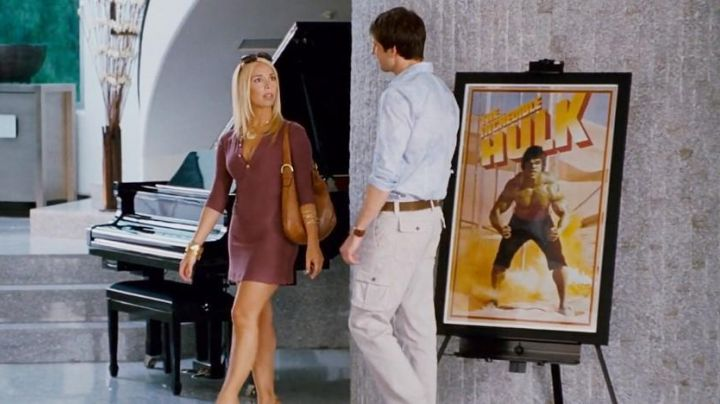 """The poster for """"The Incredible Hulk"""" the view I love You, Man - Movie Outfits and Products"""