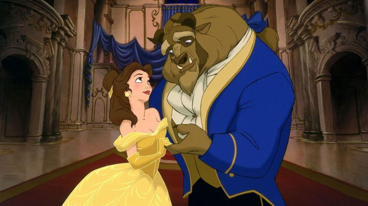 The prom dress yellow Belle in beauty and The Beast