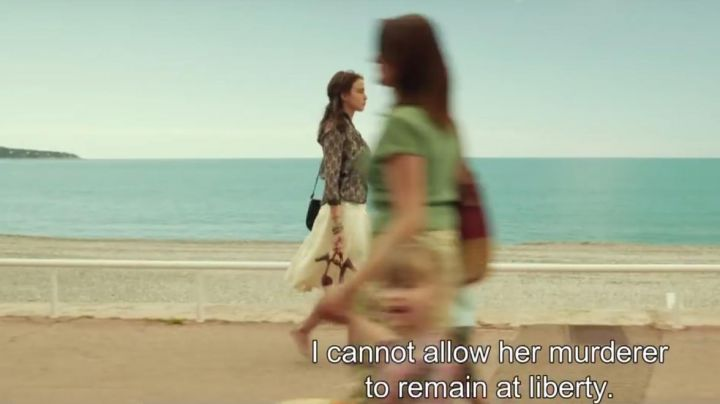 The promenade des Anglais in The man that we liked too - Movie Outfits and Products