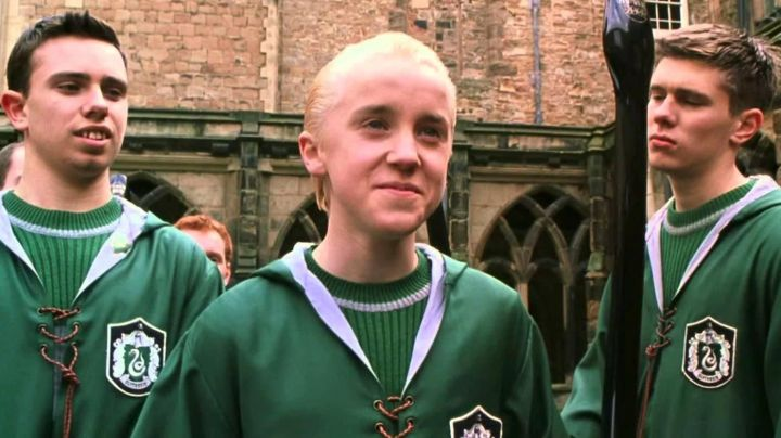 The pull of Quidditch house Slytherin in Harry Potter and the goblet of fire - Movie Outfits and Products