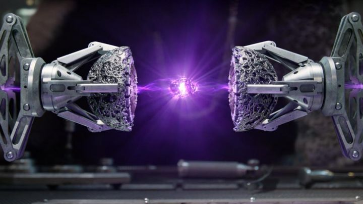 The purple Power Stone as seen in Guardians of the Galaxy - Movie Outfits and Products